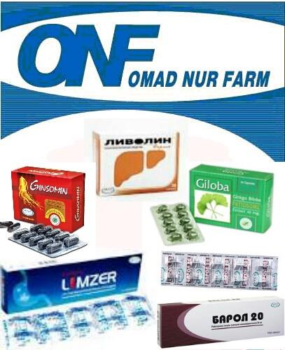 OOO  OMAD-NUR-FARM (АПТЕКА)